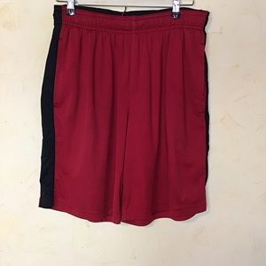 NIKE BASKETBALL FLY SHORTS DRI FIT ATHLETIC